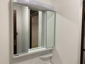 洗面鏡の画像