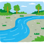 一級河川って何?防災マップで浸水区域の確認を!!